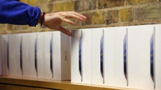 Another School Burglarized: 30 iPads Stolen