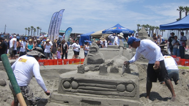 Sandcastle Competition Winners Claim $5,000