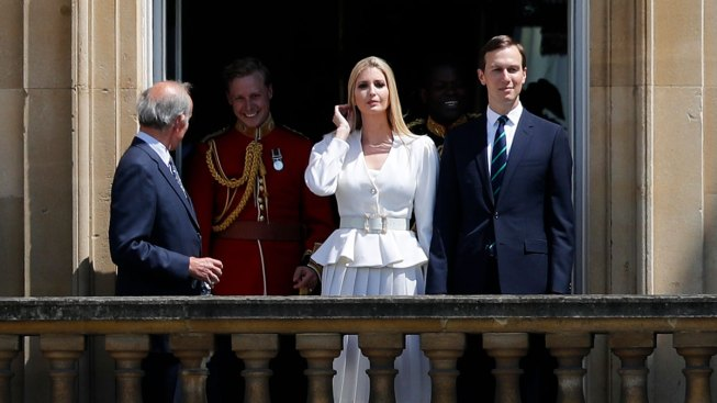 Ivanka Trump, Jared Kushner Took in as Much as $135M Last Year