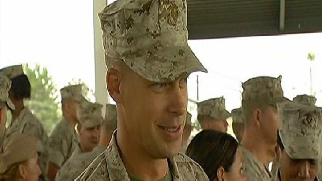 Marine Awarded with Silver Star