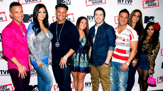 "Last Laugh at ""Jersey Shore"""
