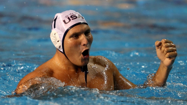 US Water Polo Veterans Ready to Claim Olympic Gold