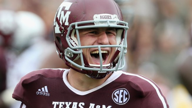 Padres Draft Johnny Manziel (You Read That Right)