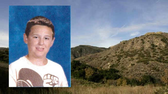 Missing 10-Year-Old Found Safe in Canyon