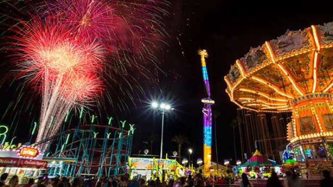 San Diego County Fair Goes Out With a Bang on the Fourth