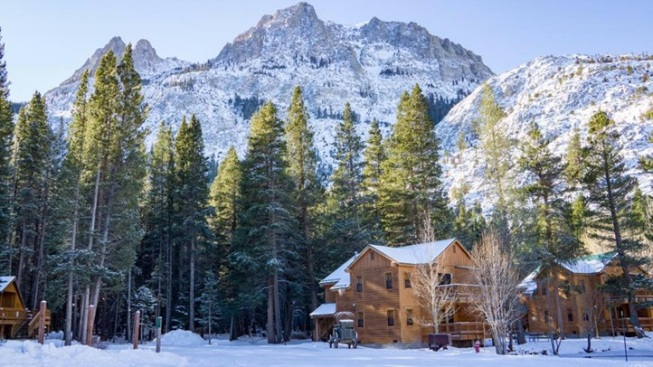 June Lake Fun: Double Eagle Resort and Spa