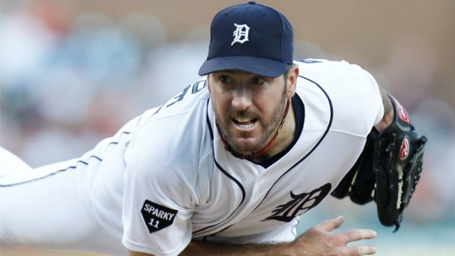 Tigers' Pitcher Verlander Named MVP