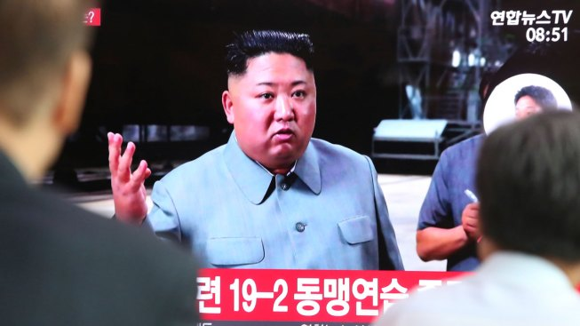 North Korea Confirms Another Test of Rocket Launcher System