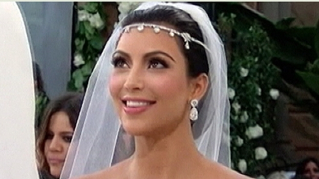 "Kim Kardashian Hits Back At Critics Who Called Her Wedding ""Fake"""