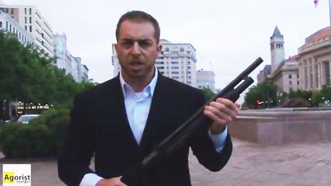 Man Gets Suspended Sentence for Video of Shotgun on D.C. Plaza