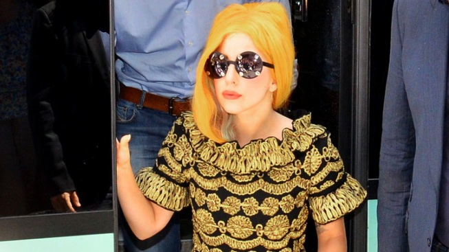 "Lady Gaga Devastated by Storm Sandy: ""My Childhood Is Under Water""; Celebs Keep Tweeting Thoughts and Prayers"