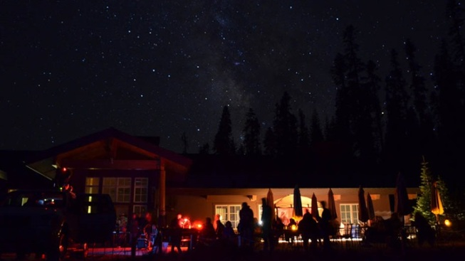 The Cosmic Pleasures of a Dark Sky Fest
