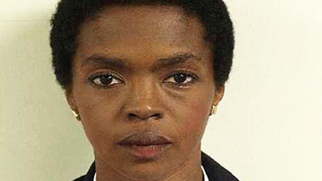 Mug Shot of the Day: Lauryn Hill After Pleading Guilty to Tax Evasion