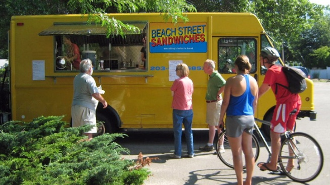 Food Trucks Forced Out of Downtown