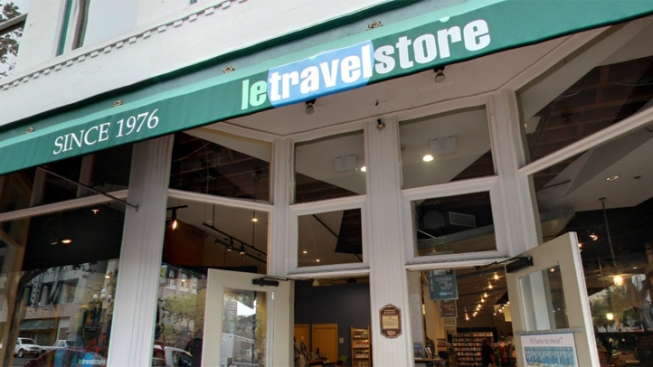 Le Travel Store in Gaslamp District Closing