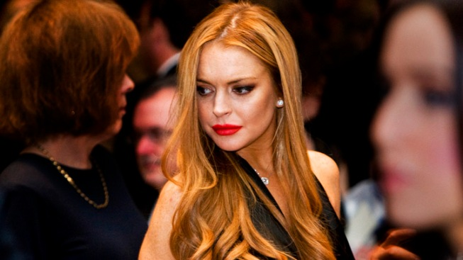 Groovy Lindsay Lohan Was Bullied In High School For Movie Roles Download Free Architecture Designs Grimeyleaguecom