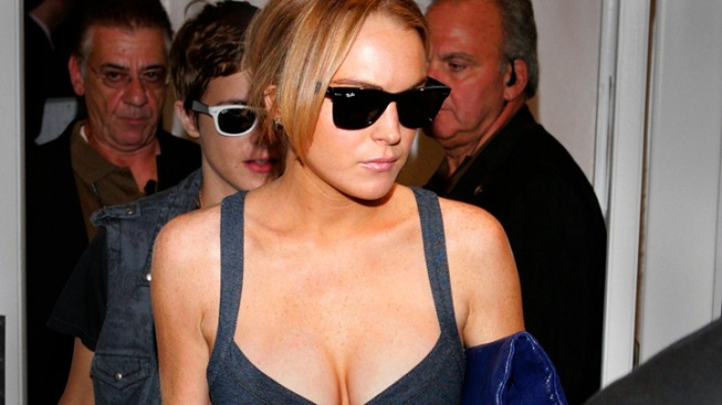 Lohan Gets 120 Days, Will Serve at Home