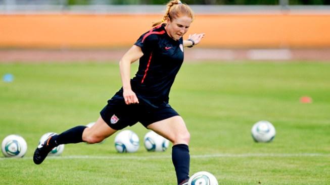 Del Mar's Buehler Scores in U.S. Woman's Soccer Win