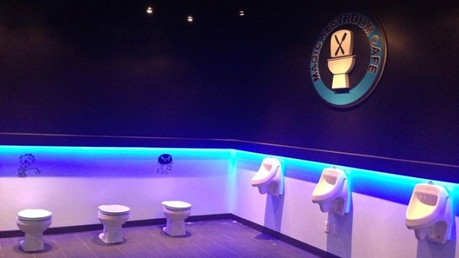 Potty Mouth: Diners Eat From Toilets at New SoCal Cafe