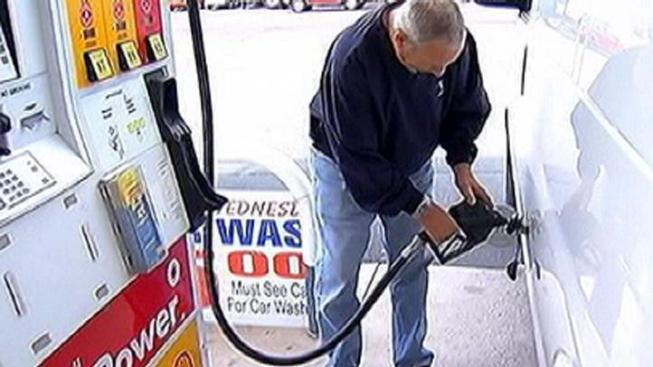 Gas Prices Hit Record High This Year