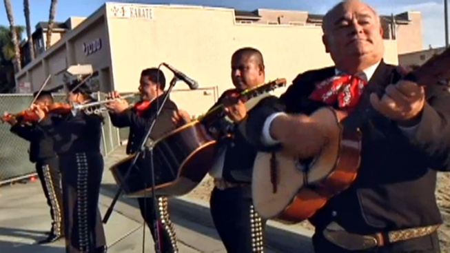 Mariachi Fiesta at Chula Vista High School