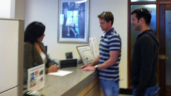 San Diego Couple Seeks Marriage License Moments After Prop 8 Decision