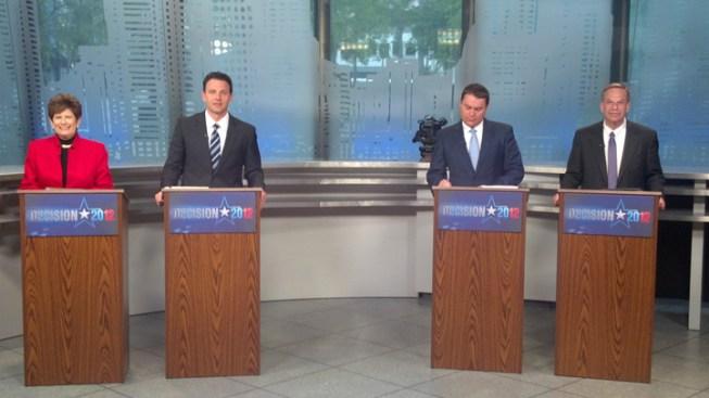 Second Live Debate Brings Back Mayoral Candidates