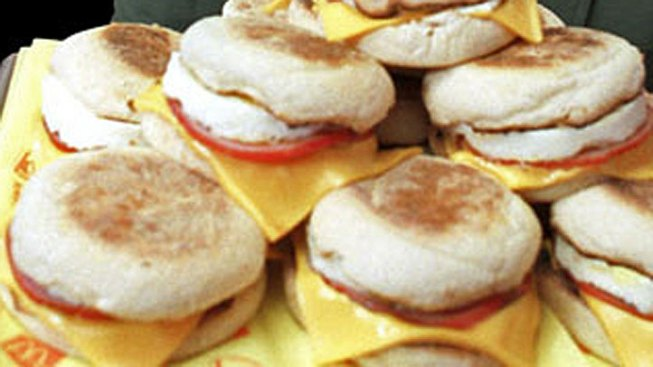 McDonald's to Offer Yolk-Free Egg McMuffin