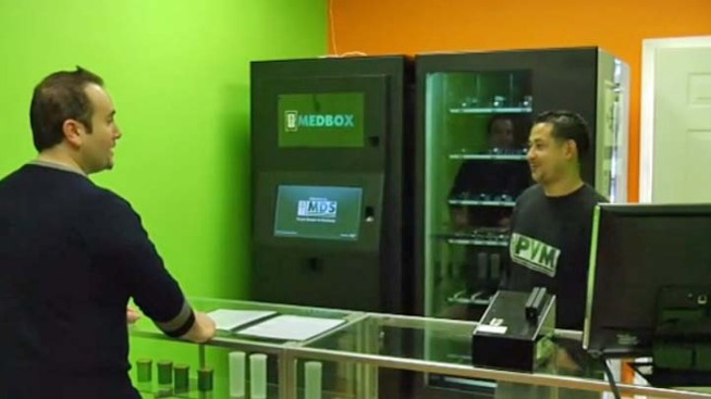 New Marijuana Dispensaries Could Prevent Theft