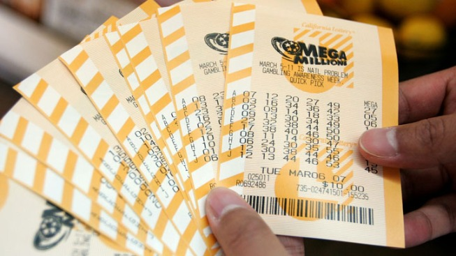 MEGA Millions Ticket Sold in San Diego