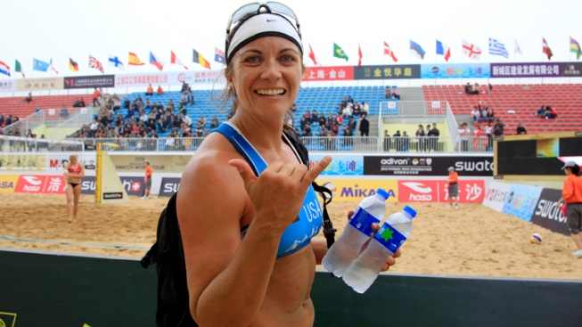 """Go On"": Olympic Gold Medalist Misty May-Treanor to Guest Star"