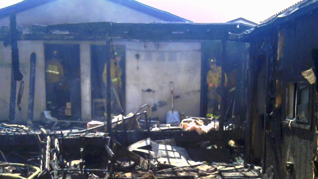 House Fire Displaces 9 Residents