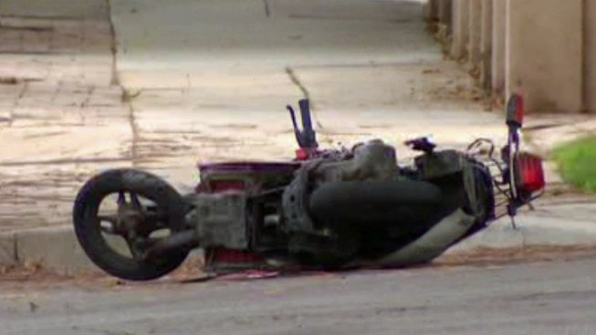 Motorcyclist Struck, Injured in Point Loma Heights
