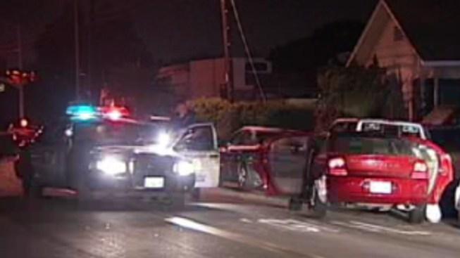 Officer Injured During Pursuit of Juveniles