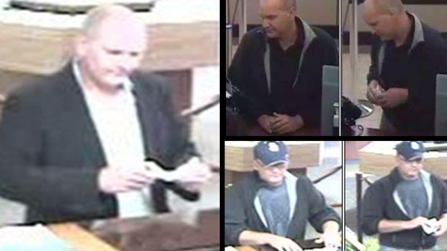 "FBI, SDPD Search for ""Mr. Magoo Bandit"""