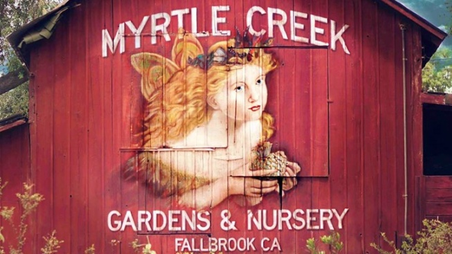 Myrtle Creek's Big Barn Clean-out