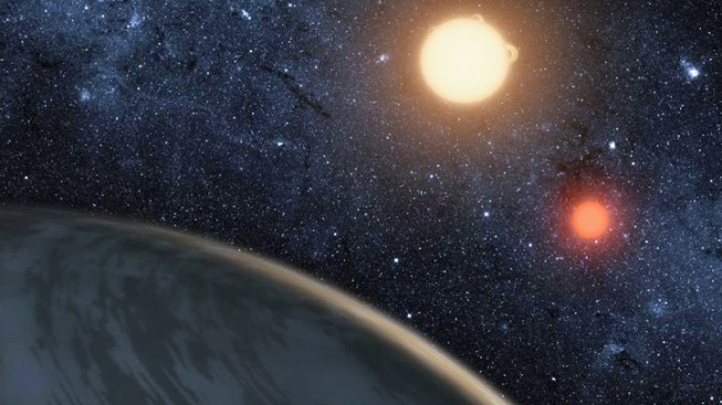 Tatooine-like Planet Discovered by SDSU Professors