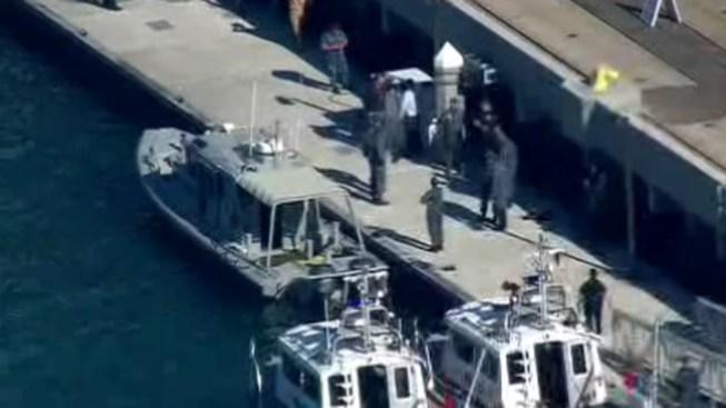 Navy, Police Investigate Sailor's Death