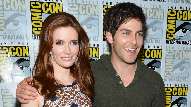 "Cast Isn't ""Grimm"" About Second Season"