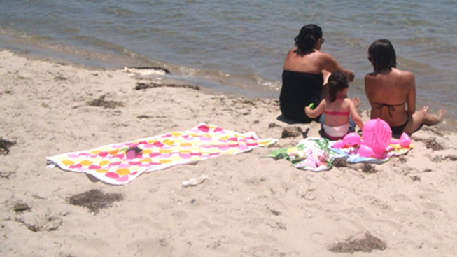 Less Sand Expected on City Beaches: Officials