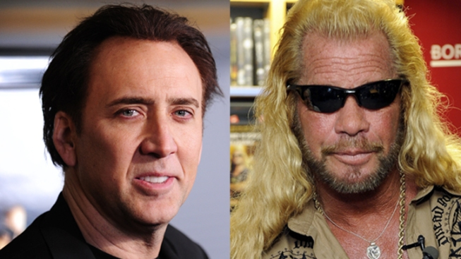 Dog the Bounty Hunter Bails Out Nicolas Cage