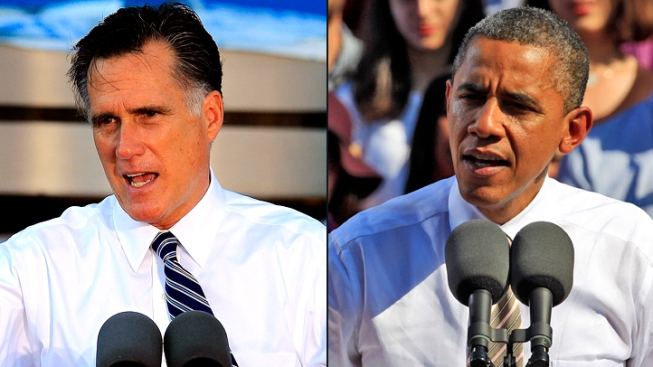 Obama, Romney Focus on Sandy