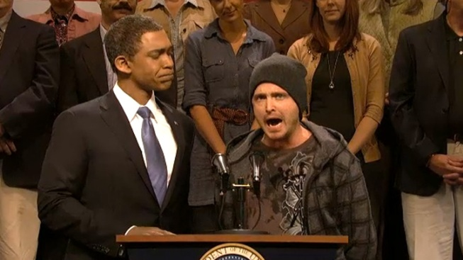 """SNL"" Premiere Breaks Bad With Obamacare"