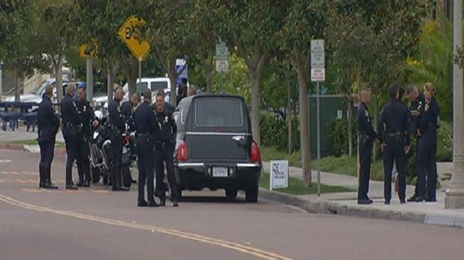 Funeral Held for Troubled Officer