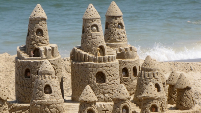 Thousands to Attend Sandcastle Competition