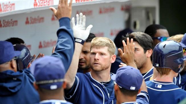 Padres Lose Longball Battle at Wrigley
