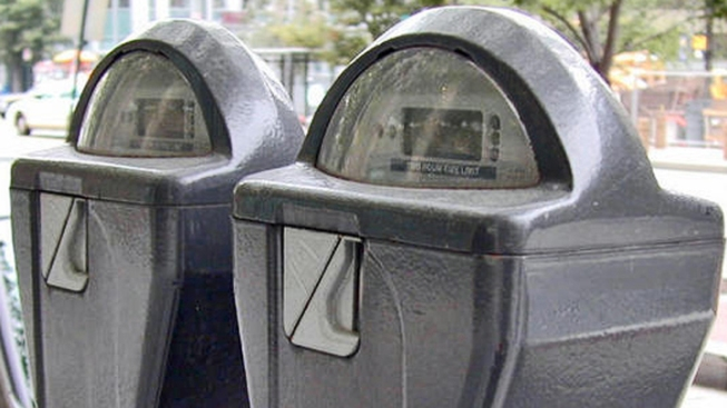 """Smart"" Parking Meters to Hit Streets of San Diego"