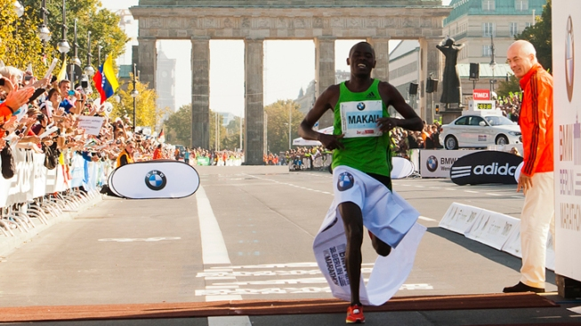 Kenyan Makes History: World's Fastest Marathon