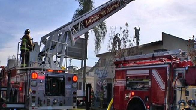 Incense Caused Fire in Grant Hill Piñata Store