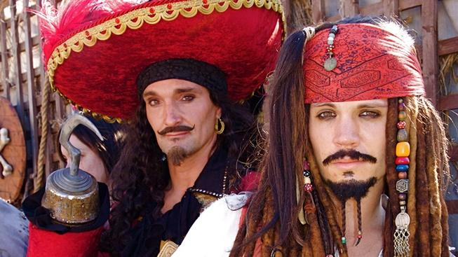 Pirates to Come Ashore at Ventura Harbor Village